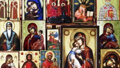 Как выбрать икону Божьей матери