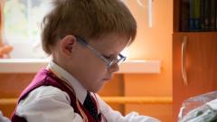 Как определить, готов ли ребенок к школе