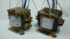 How to find out power transformer
