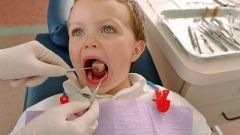 Как лечить кариес ребенку в 2 года