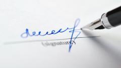 Как оформить доверенность на право подписи