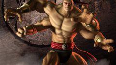 Как играть за Горо в Mortal Kombat 4