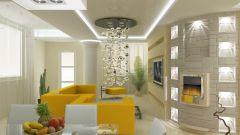 Как оформить гостиную комнату