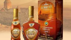 How to distinguish the real Armenian cognac
