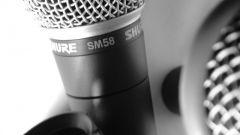 Как вставить микрофон