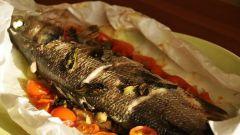 Как готовить рыбу сибас