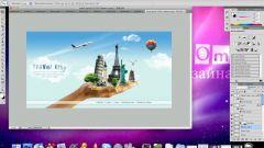 Как нарисовать сайт в photoshop