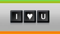 Как напечатать сердечки на клавиатуре
