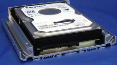 Как вставить жесткий диск