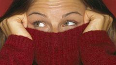 Как растянуть севший шерстяной свитер