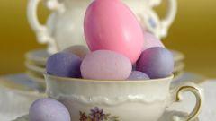 Как правильно дарить пасхальные яйца