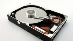 Как разбить жесткий диск в Vista