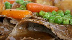 Как приготовить диетическую говядину