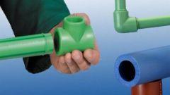Как установить полипропиленовые трубы