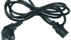 Как настроить сетевой шнур