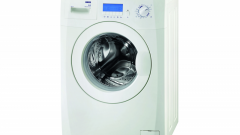 How to open washing machine Zanussi