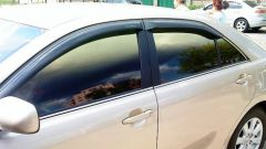 How to remove the mirror tint