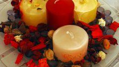 Как сделать свечу самостоятельно