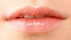 Как вернуть цвет губам