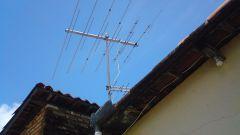Как улучшить прием тв-антенны
