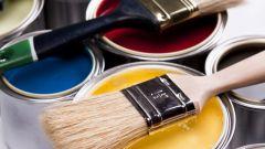 Как вывести запах краски