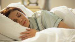 Как успокоиться перед сном