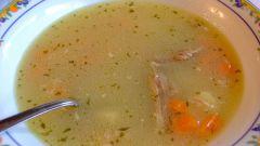 Как готовить суп с рыбой