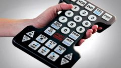 How to configure universal remote control