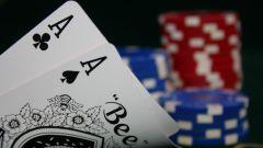 Как играть в покер с фишками