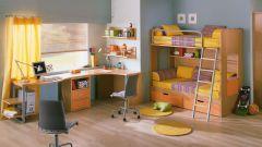 Как организовать детскую комнату