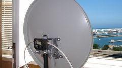 Как настроить спутниковую антенну Golden Interstar