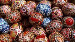 Пасхальные яйца: как покрасить их красиво