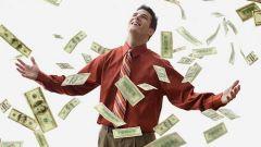 Как бедному стать богатым