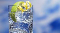 Как употреблять джин