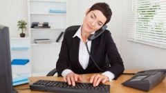 Как отвечать на звонки секретарю