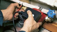 Where to put the pump in the heating