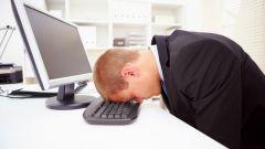 Как быстро снять усталость