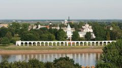 Where to go in Veliky Novgorod