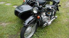 Как собрать мотоцикл Днепр
