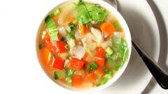 Как быстро сварить суп