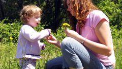Как подготовить ребенка к весне