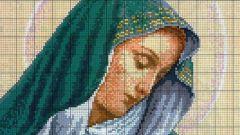 Как вышивать иконы крестиком