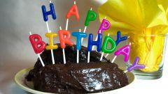 Как весело поздравить с днем рождения