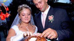 Как встретить жениха и невесту