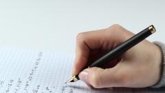 Как вычислить определитель второго порядка