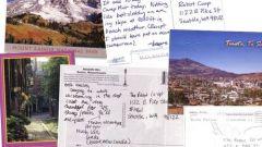 Как подписать открытку на английском языке