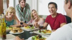 Как вести себя в гостях