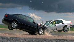 Как вести себя при аварии в 2017 году