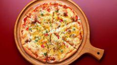 Как быстро сделать тесто для пиццы