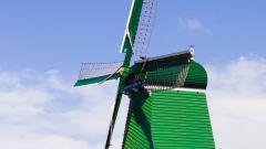 Как самому сделать ветряной генератор